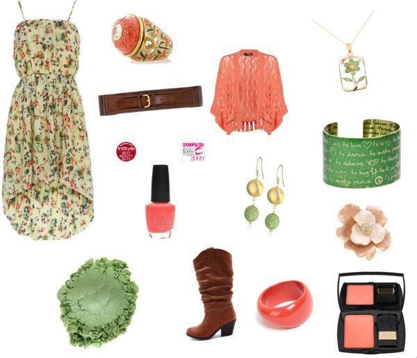 """""""little bit of country"""" by m-green on Polyvore"""