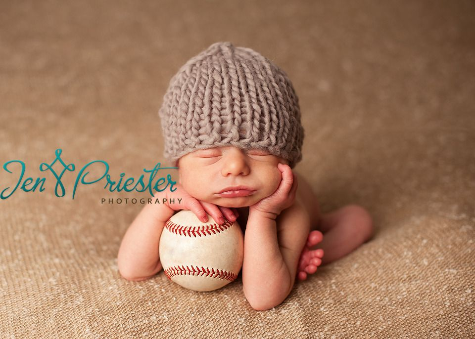 5417d2428 Beanie & Baseball, Baby V is doing this with his Giants beanie his Tia @ Victoria Balcom made for him!