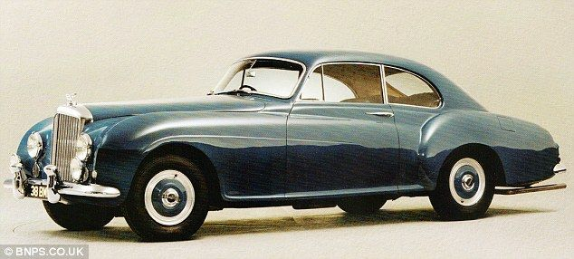 Bentley Continental Coupe By Park Ward British Classic