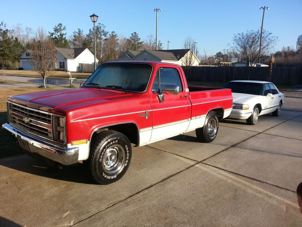 All Chevy 85 chevy short wide : Pin by Ryan Fenters on My old 85 C10   Pinterest