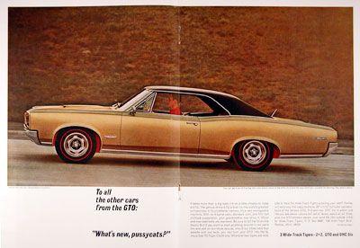 1966 Gto Pontiac Gto Gto Car Gto