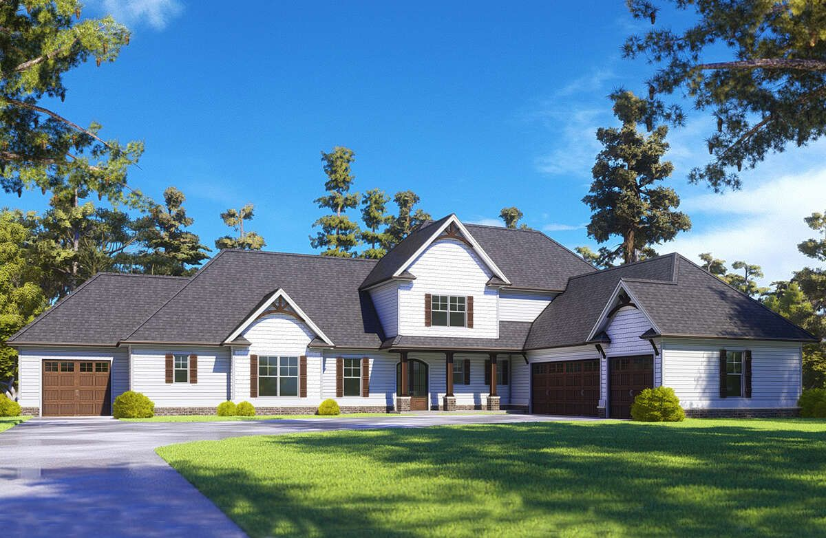 Pin on Exteriors and Floorplans