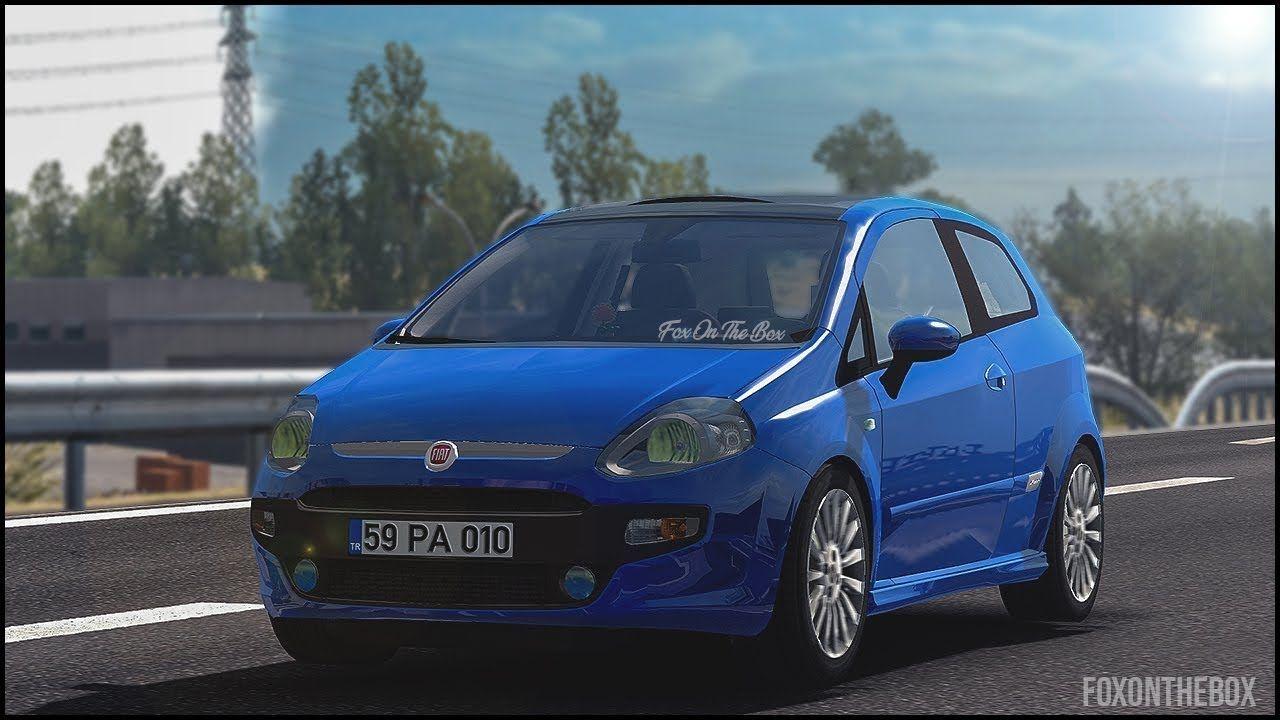 Fiat Punto Sport Euro Truck Simulator 2 Ets2 1 32