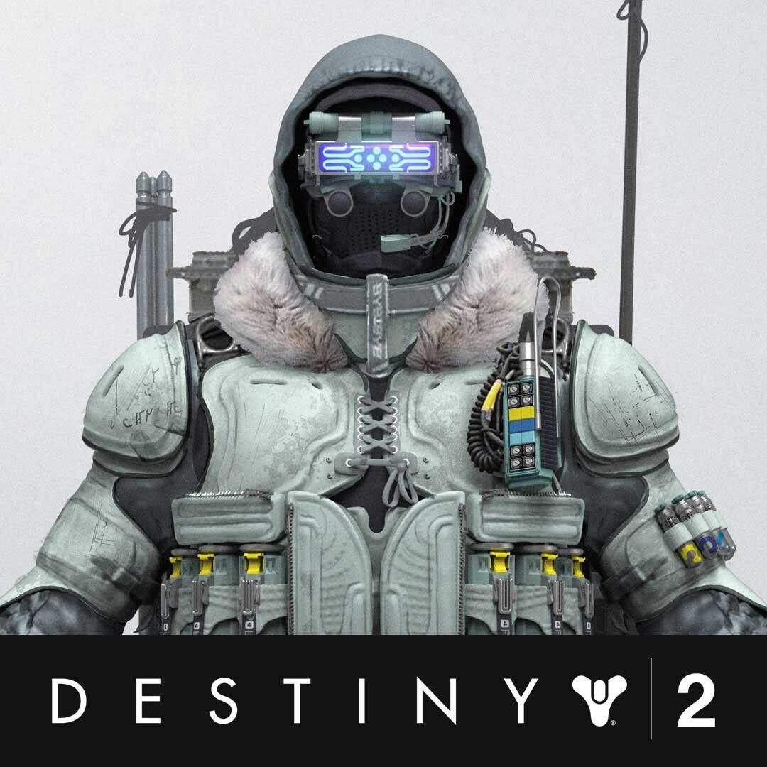 Destiny 2 Beyond Light Crystocrene Armor Set Dima Goryainov On Artstation At Https Www Artstation Com Artwork 48dgwk Character Art Artwork Armor