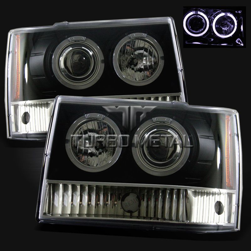 Check Out This Sweet Led Projector Headlights For Jeep Cherokee Xj