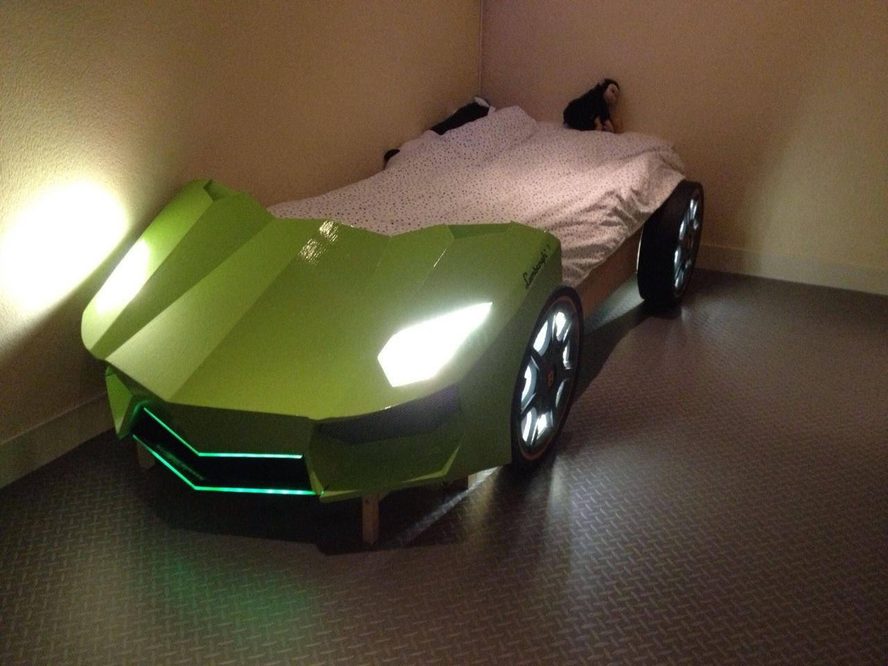 Auto Kinderbed Lamborghini Bed Autobed Kinderbed