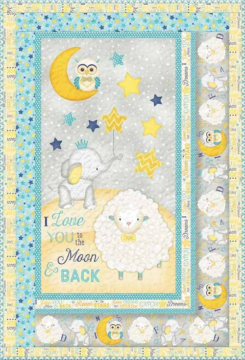 This Is A Great Quilt For A Baby Boy Or Baby Girl Quilt