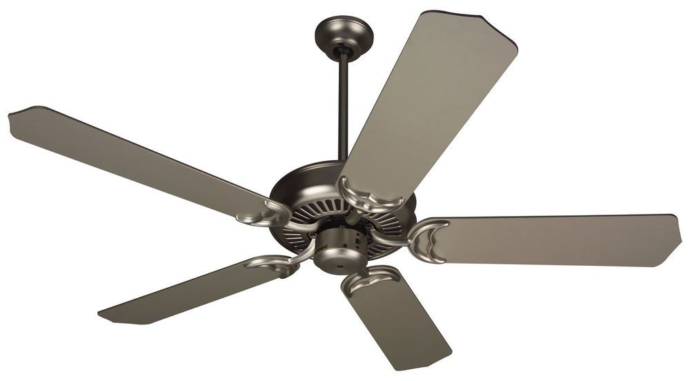 Craftmade fan c52 brushed nickel 113 decorative ceiling fan am craftmade fan c52 brushed nickel 113 decorative ceiling fan am a 588 aloadofball Gallery
