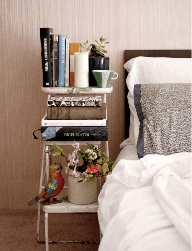 20 Very Stylish Bedside Table Ideas Unusual Bedside Tables