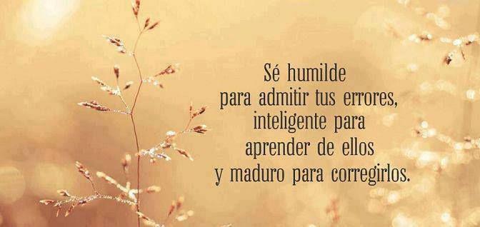 #modest #humilde #frases