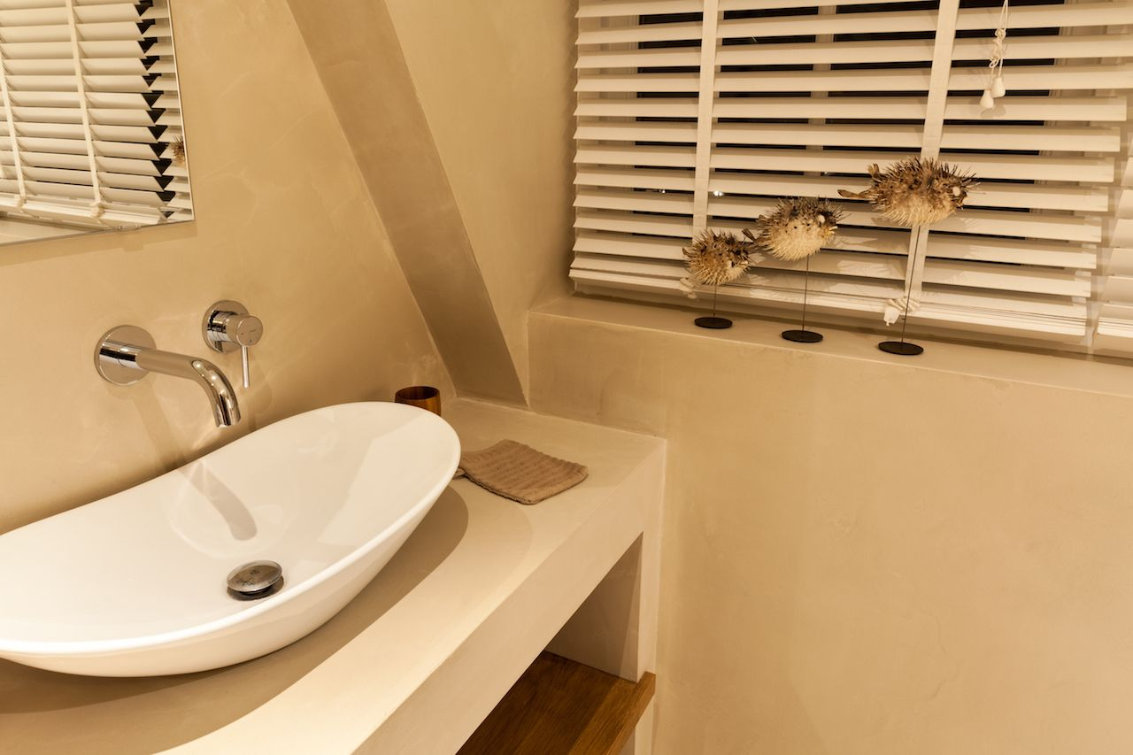 hot steam aqua sensa waterdicht stucwerk badkamer woerden 3 | Aqua ...