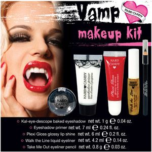 Hard Candy Vampire Halloween Makeup Kit, 1ct | My Style ...