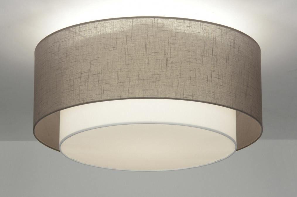 Schlafzimmer Lampe Braun
