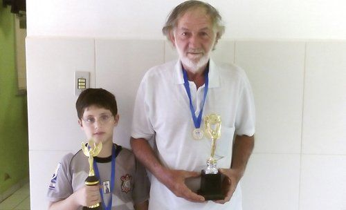 "36º Torneio de Xadrez e Damas ""Santa Adelaide Maria Rodrigues"" | Jornal O Debate"