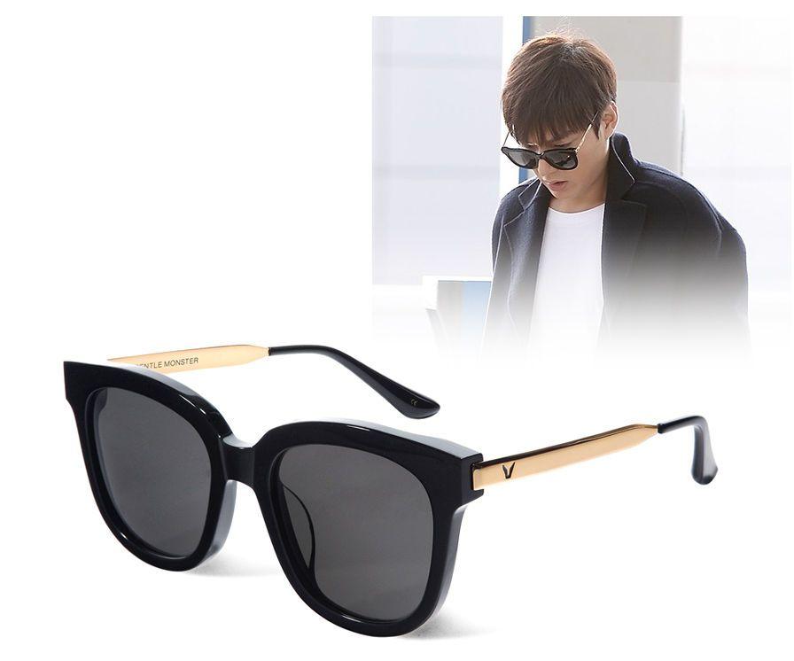 45404711fe absente 01 gold 2015 GENTLE MONSTER SUNGLASSES eyewear Celebrity choice  kFashion  GENTLEMONSTER  KOREAfashionstar