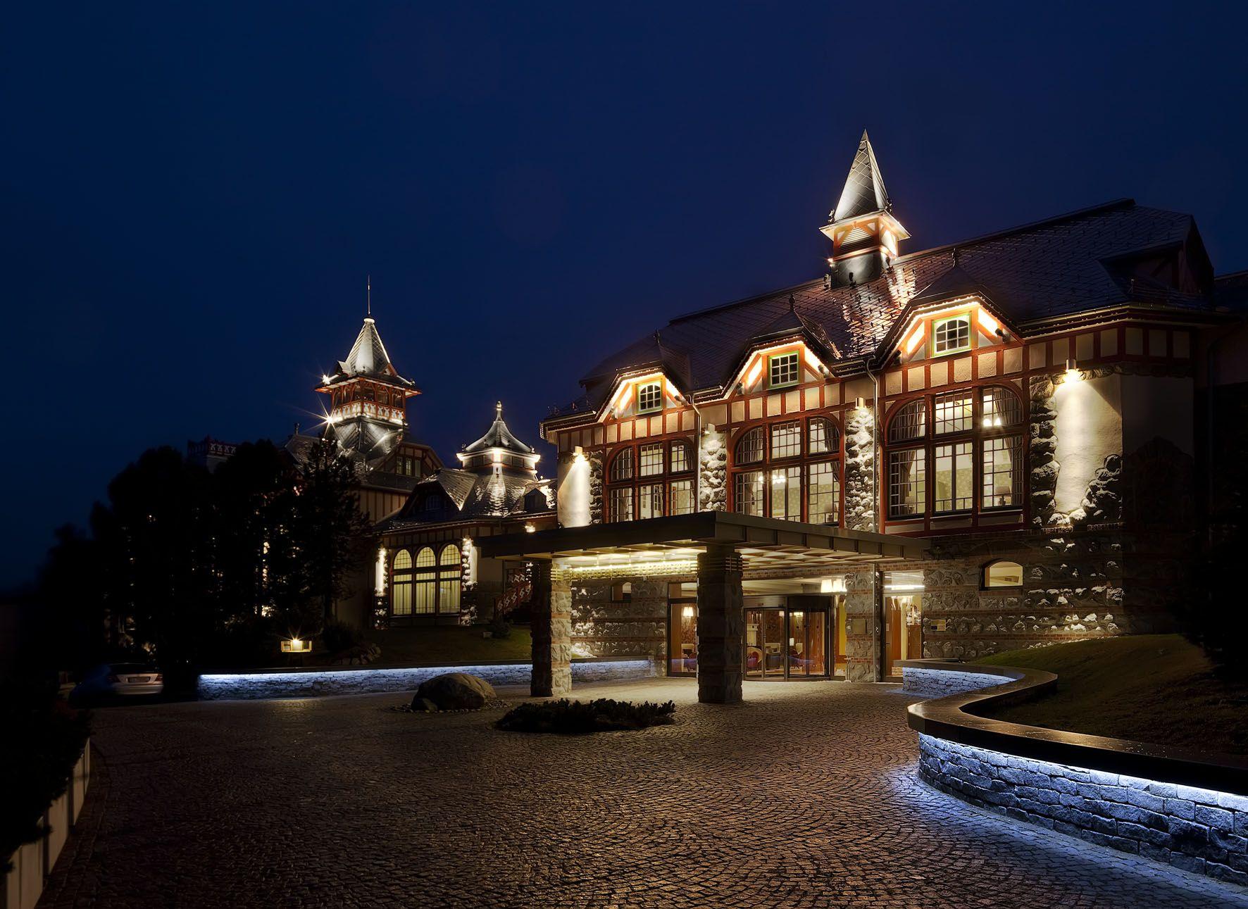 Hotel Kempinksi, Vysoké Tatry, Presov, Slovakia Hotel Kempinksi, Vysoké Tatry, Presov, Slowakei