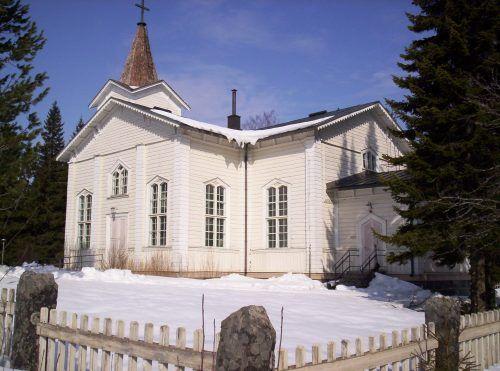Pihlajaveden uusi kirkko