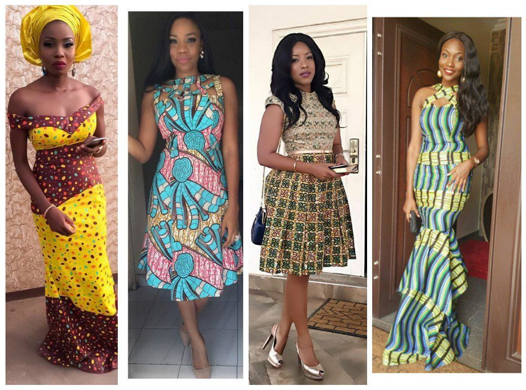 beb9fce2ac4dc6 Ankara has lots of unlimited styles that are worth styling and flaunting!  African styles are