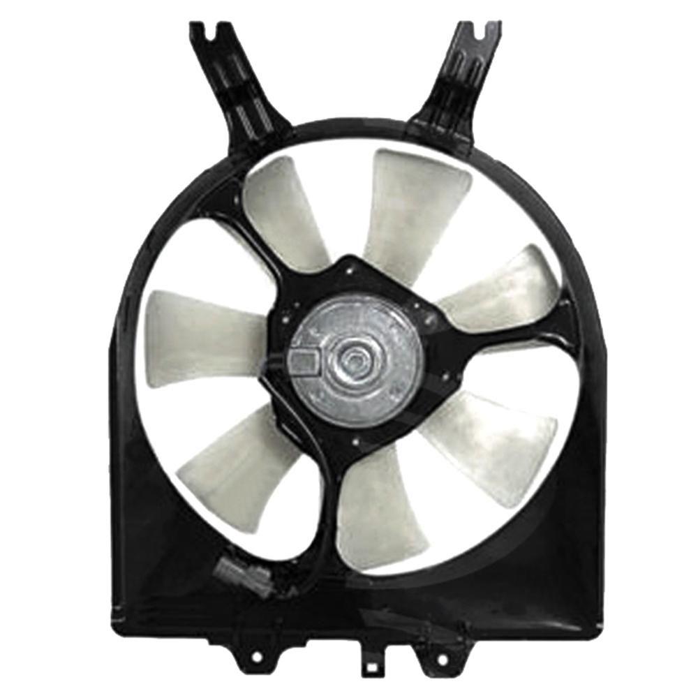 Global Parts Distributors Engine Cooling Fan Assembly Electric Cooling Fan 2010 Honda Odyssey Honda Odyssey