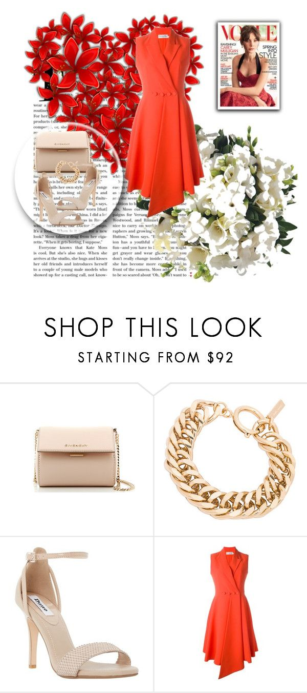 """""""Untitled #6"""" by aammiraa ❤ liked on Polyvore featuring Givenchy, Isabel Marant, Dune and Christian Dior"""