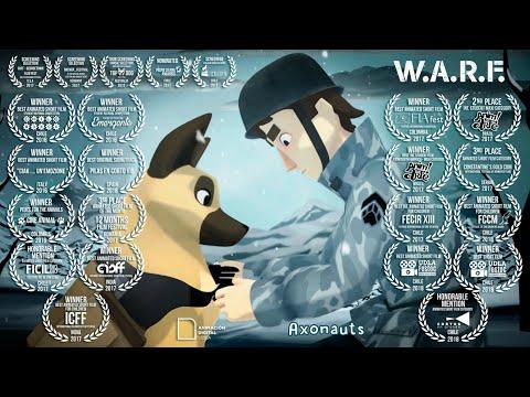 W A R F Animated Short Film Youtube Animation Short Film Dog Animation