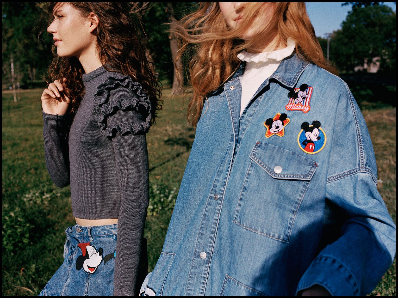 Editorial-DENIM CAMP-TRF | ZARA 대한민국