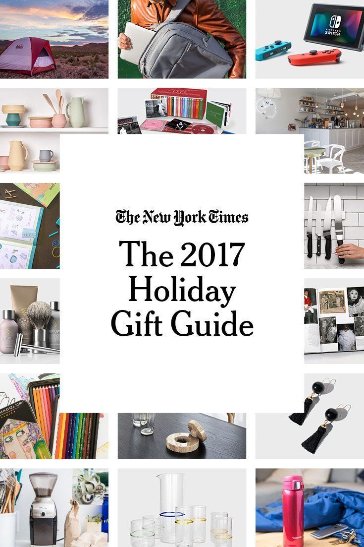 Christmas gift ideas for new yorkers
