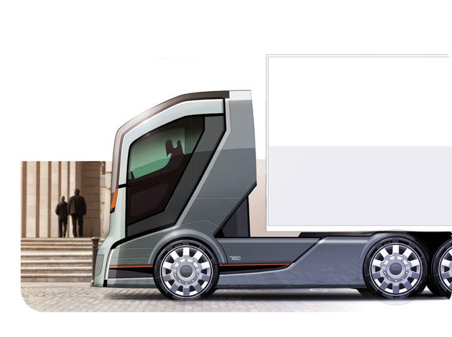 Volvo Concept Truck 2020 Truck Design Volvo Concept Cars