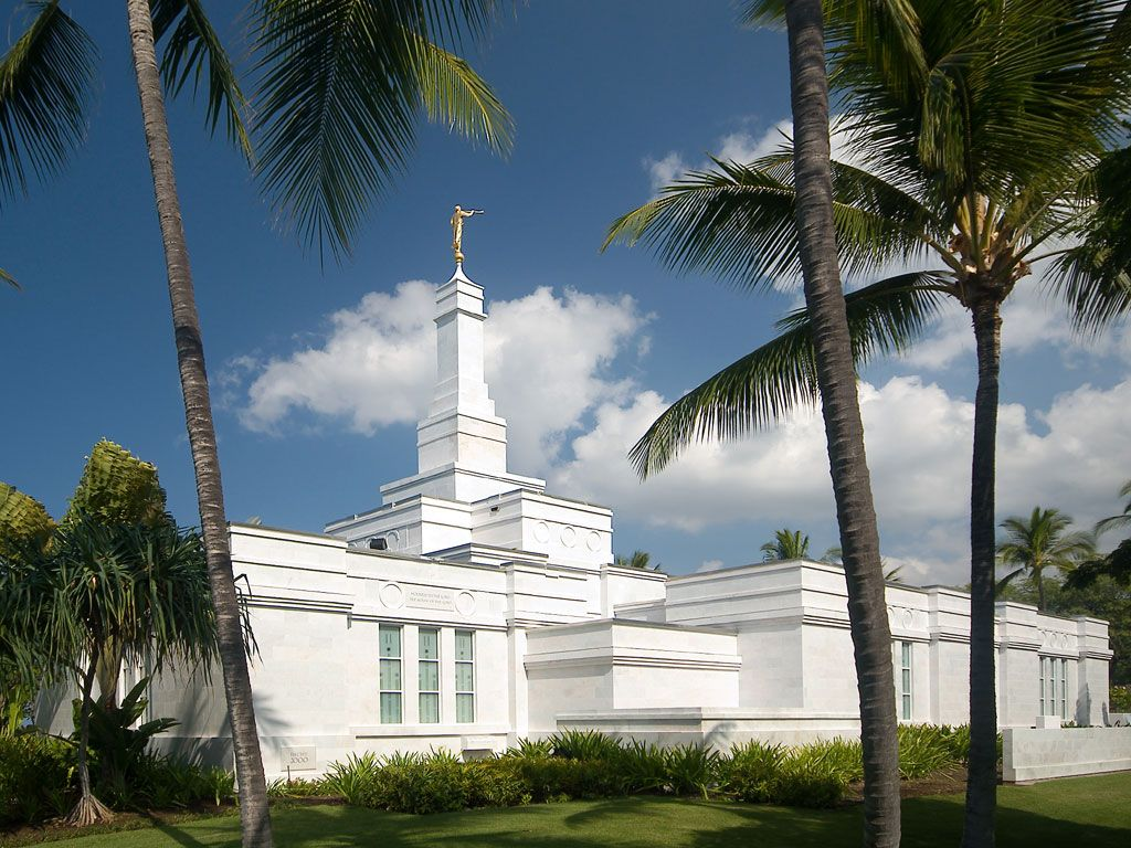 Kona Hawaii Temple