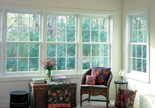Renewal By Andersen Window And Door Gallery Renewal By Andersen Sunroom Windows Living Room Windows Double Hung Windows