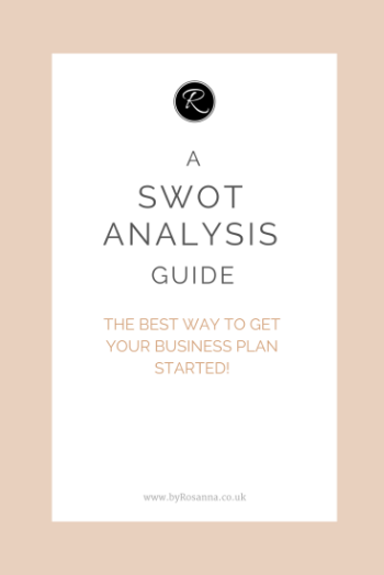 a swot analysis guide worksheet freelancing pinterest