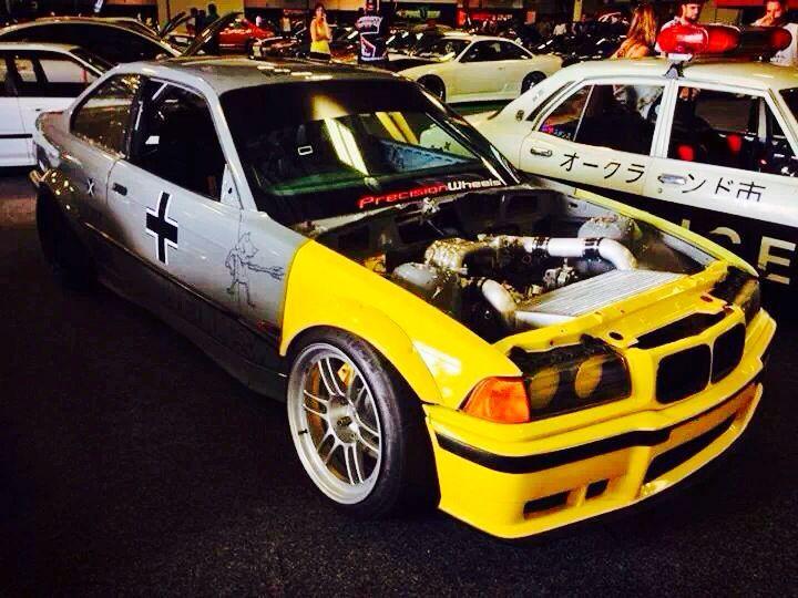 Rotary Swapped BMW E36 M3 | Cars | Bmw e36, Bmw, Bmw cars