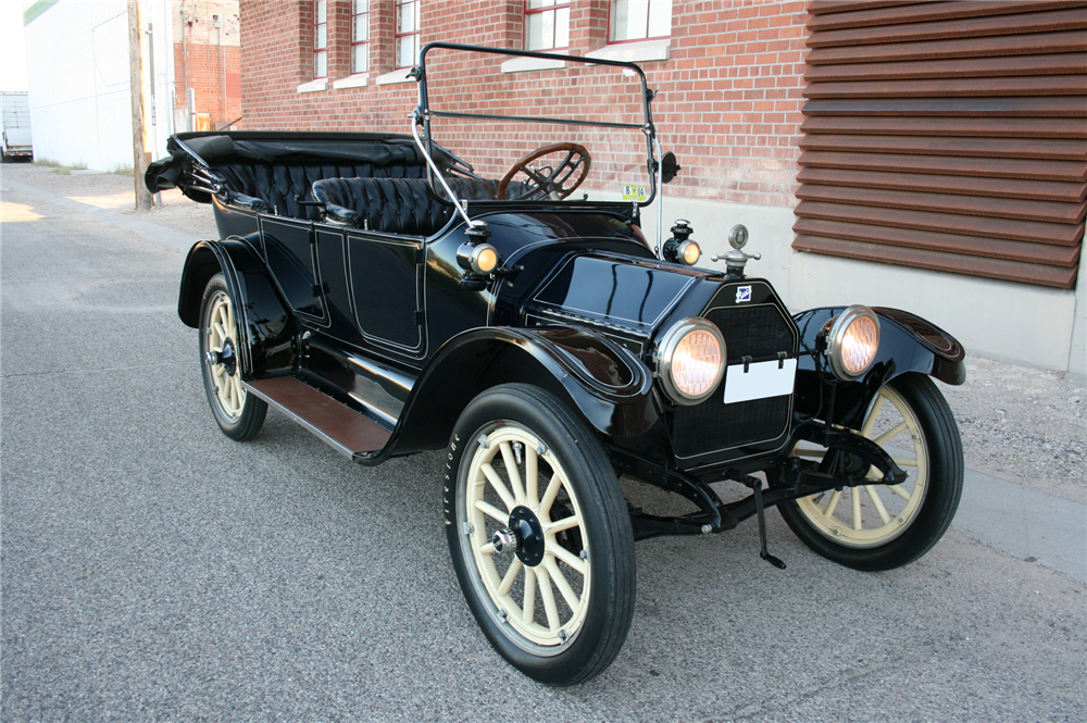 1914 BUICK B-25 TOURING - 211038 | Beautiful Buick\'s | Pinterest ...