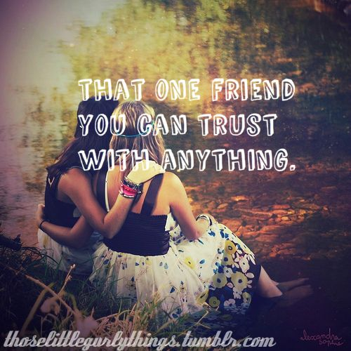 girl friendship quotes tumblr - photo #7