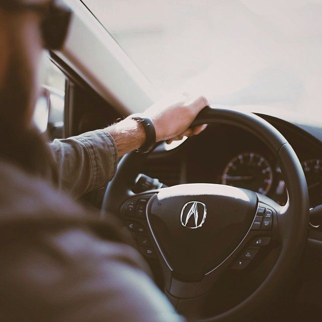 Grab The Wheel The Of The Acura ILX And Go.