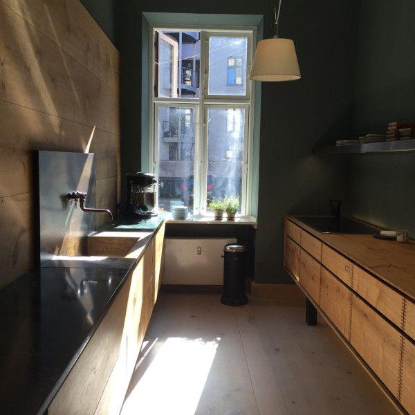 Interior Design Kitchen Wood: Woods, Kitchens And Interiors