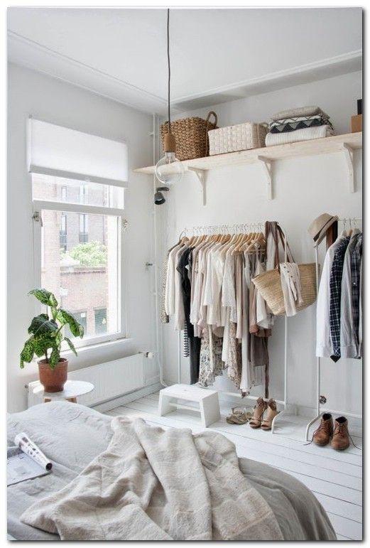 small bedroom organization tips home decor trends home on extraordinary clever minimalist wardrobe ideas id=13902