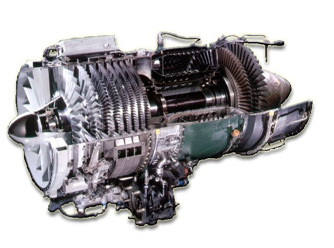 Is This Amazing Check This Out It S A J85 Engine Whose