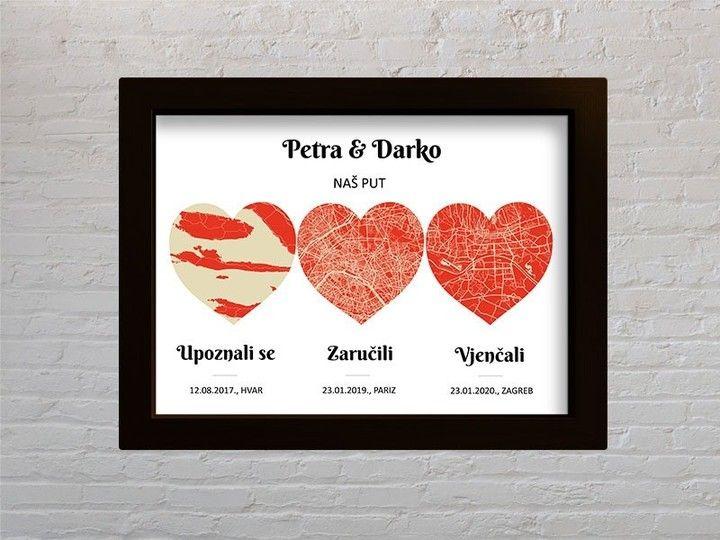 Tri Najbitnija Mjesta I Događaja Pfff Nista Lakse Handmade Personalized Giftideas Poklonzabaku Poklonzaprijatelja Rodenda Pet Portraits Decor Pets