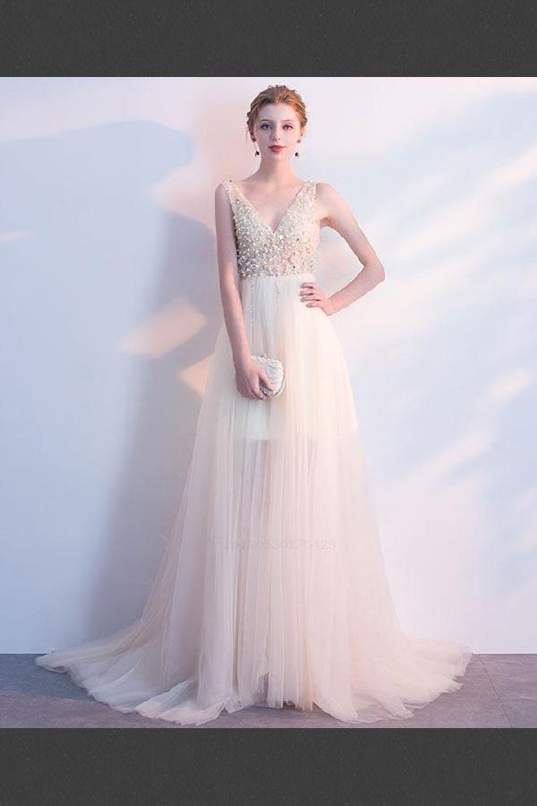 8b62bab573 Custom Made Fancy Long Prom Dresses