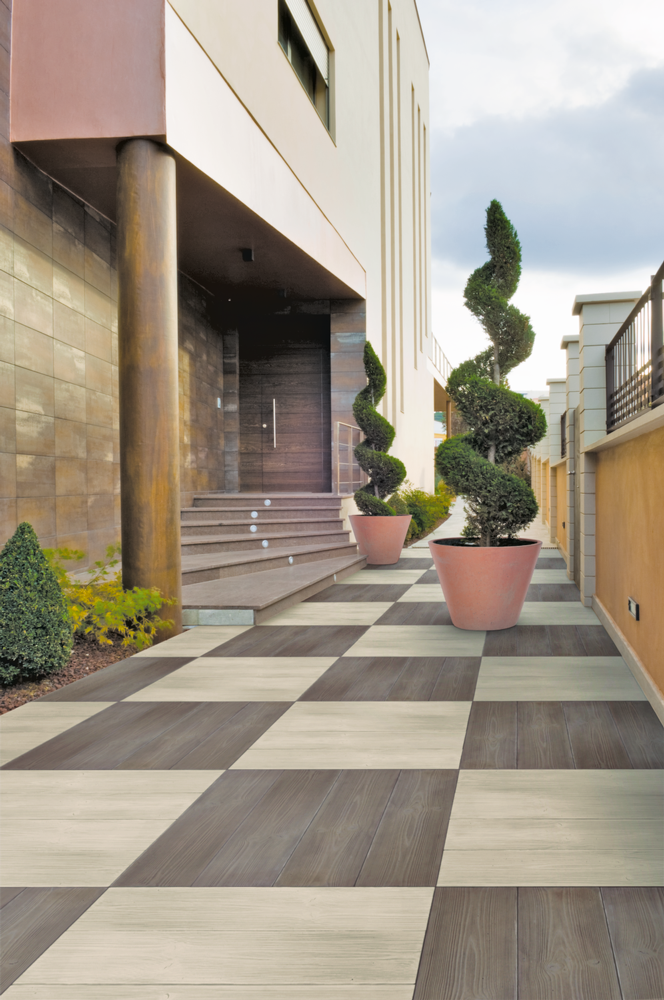 Ihr Möchtet Eure Terrasse Etwas Auffälliger Gestalten? Lasst Euch Bei  BAUHAUS Beraten. Eine Große