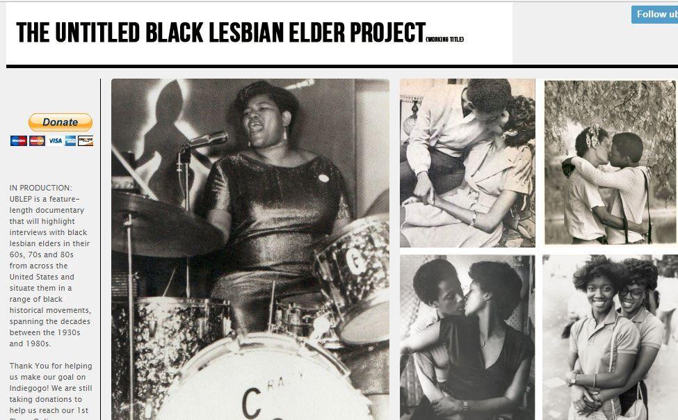 schwarze lesbains Bilder