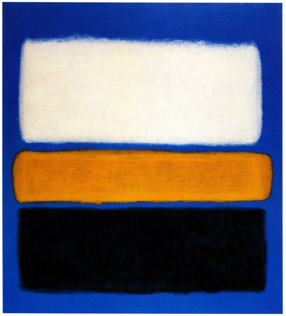Accounts of what was said to Rothko and what he thought he was ...