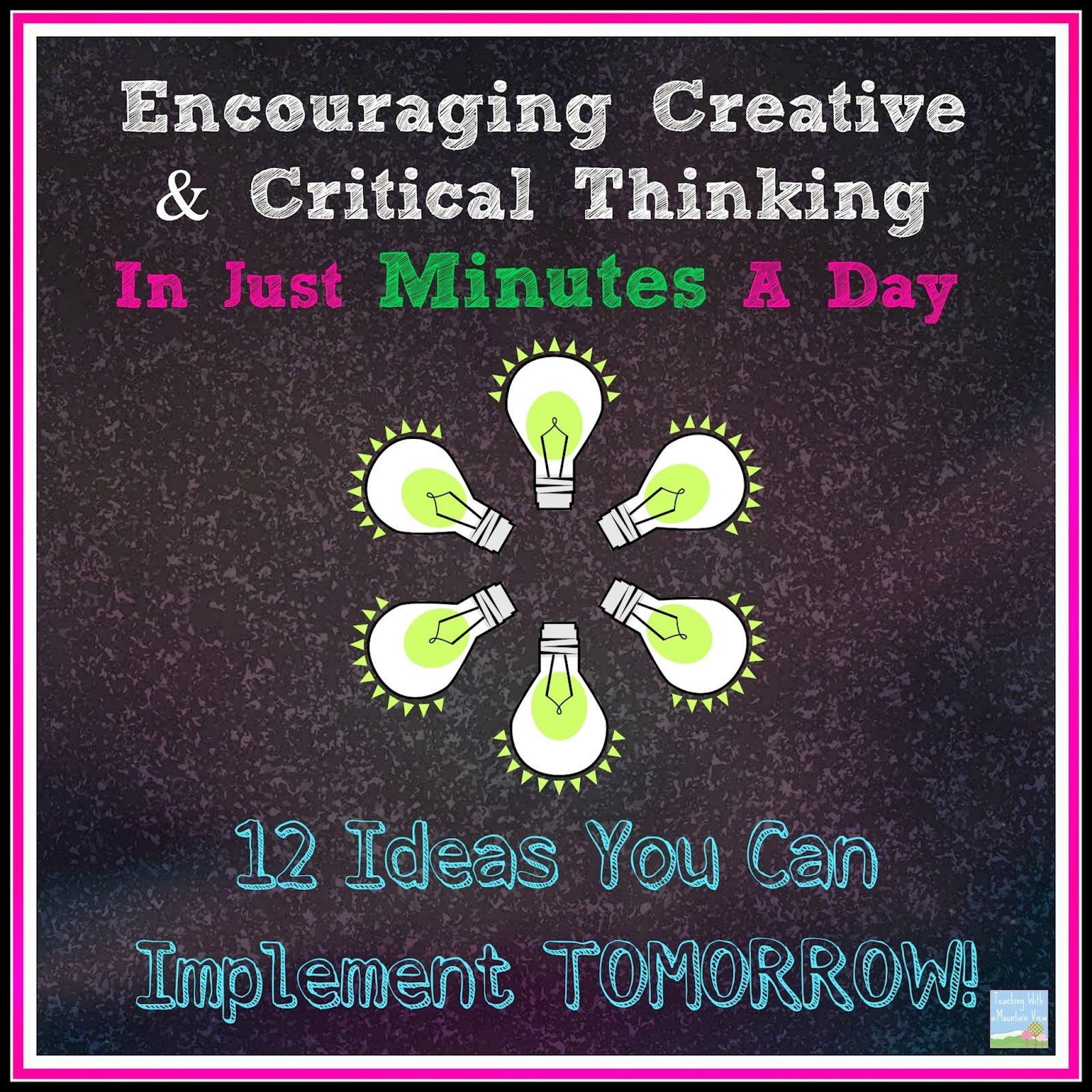 thinking skill Critical thinking skills can be used to help nurses during the assessment process through the use of critical thinking, nurses can question, evaluate, and .
