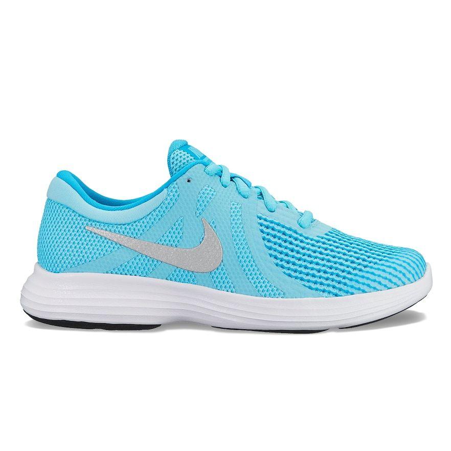 033b9851679ae Nike Revolution 4 Grade School Girls' Sneakers | Products | Girls ...