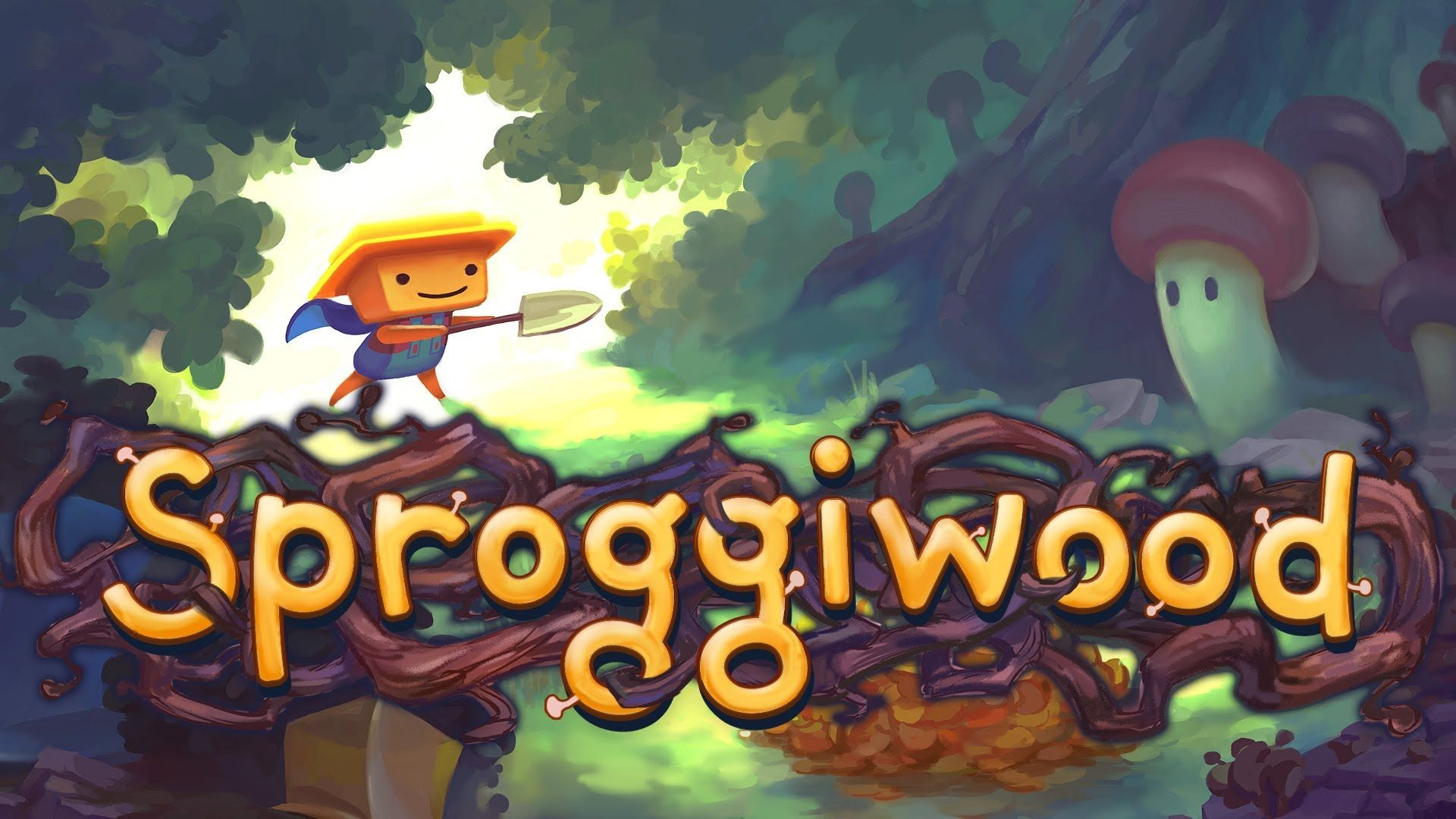 Sproggiwood Mobile Trailer Android mobile games, Video
