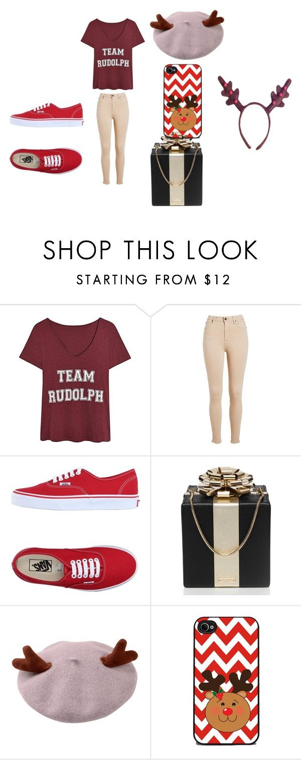 """Untitled #26"" by allisonshaylyn ❤ liked on Polyvore featuring Vans and Kate Spade"