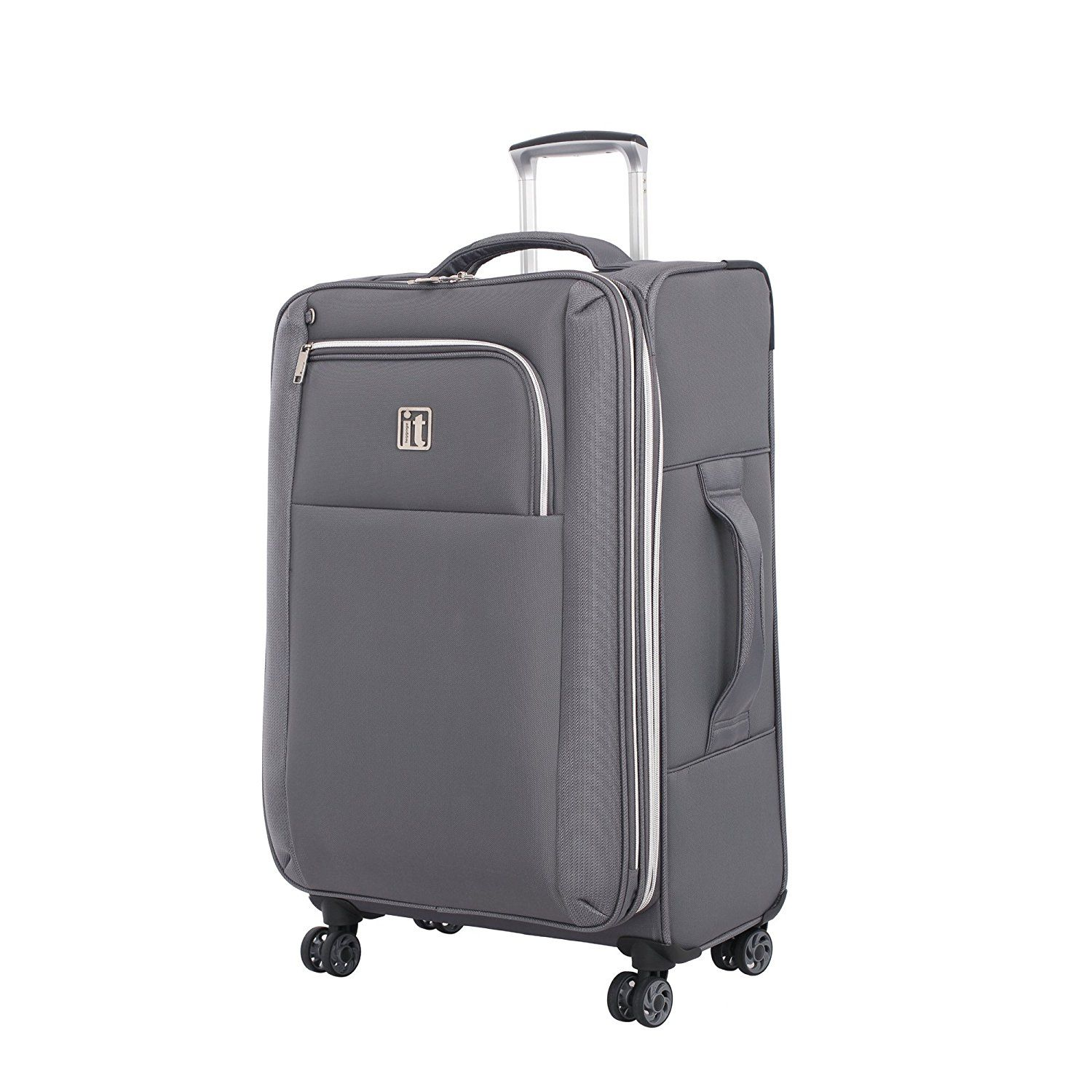 9a4fc09db it luggage Megalite X-Weave 27.8' 8 Wheel Expandable Lightweight Carry-On  *** For more information, visit image link. (This is an affiliate link) # Luggage