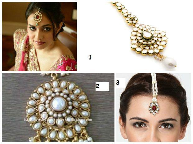 Maang Tikka Bridal Jewelry Styles