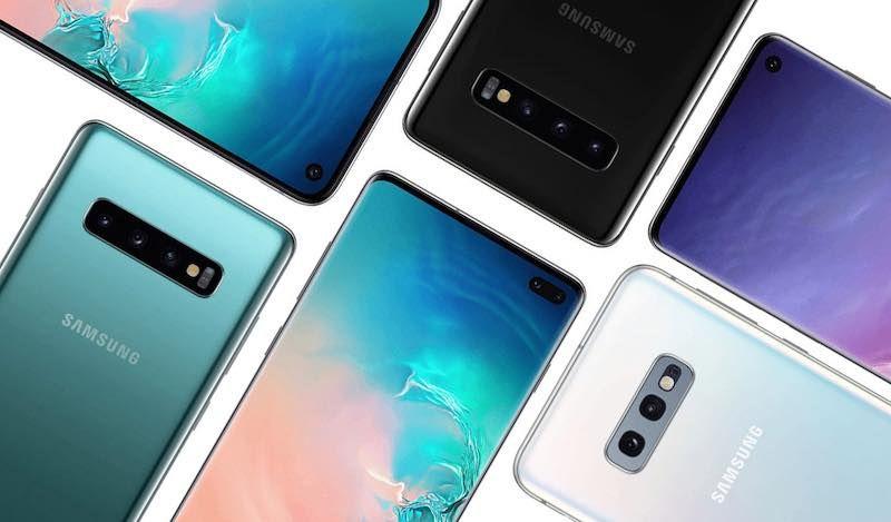 Samsung Galaxy S10 Smartphone - Best Of Gleam Giveaways | Win